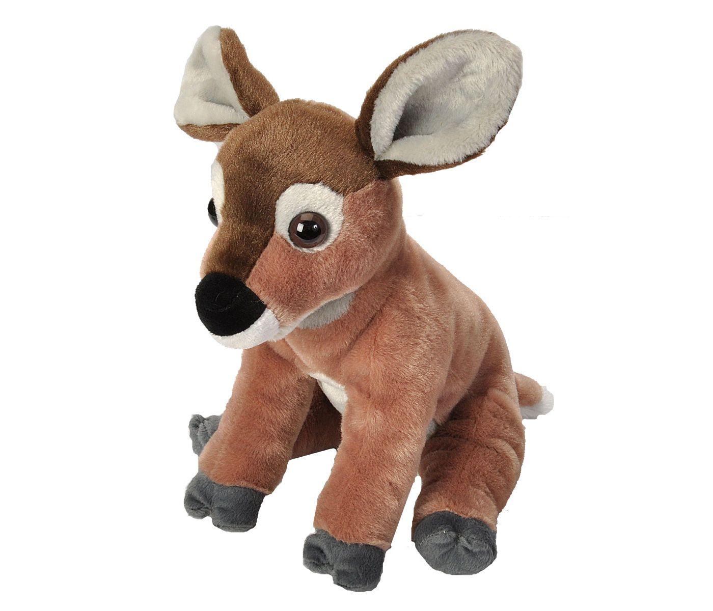 Wild Republic Mule Deer Doe Stuffed Animal