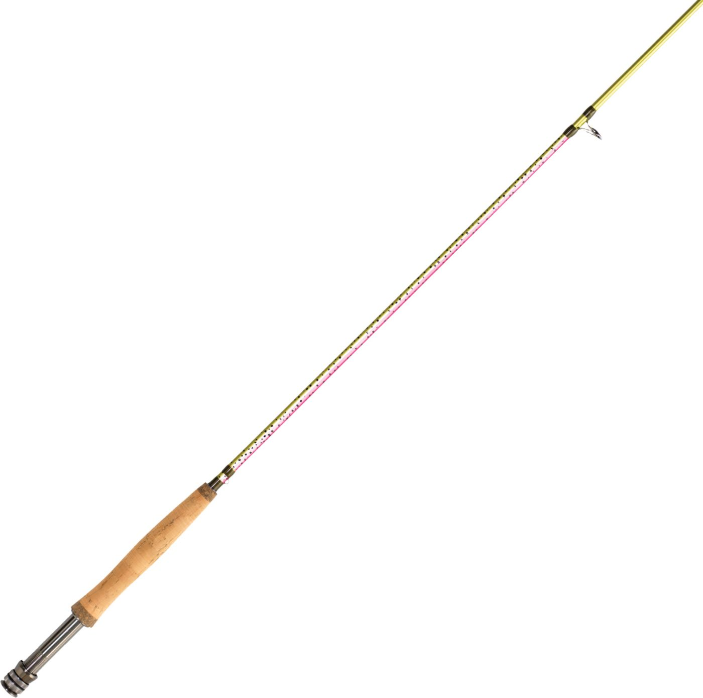 Wright & McGill Fish Skins Rainbow Trout Fly Rod