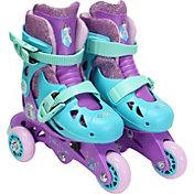 Playwheels Girls' Disney Frozen 2-in-1 Inline Skates