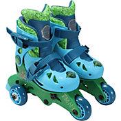 Playwheels Boys' Teenage Mutant Ninja Turtles 2-in-1 Inline Skates