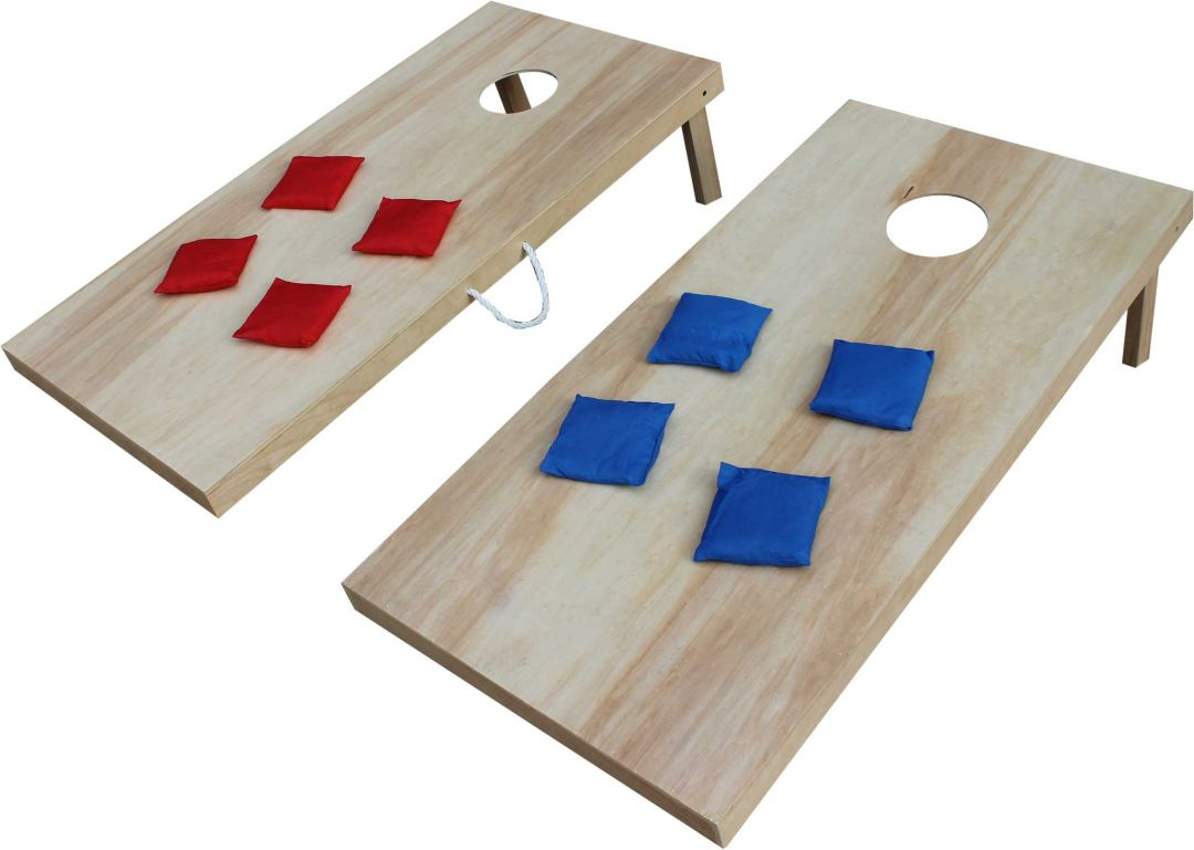 Brilliant Triumph Woodie Tournament Bean Bag Toss Set Gmtry Best Dining Table And Chair Ideas Images Gmtryco