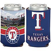 WinCraft Texas Rangers Globe Life Park Can Cooler