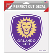 WinCraft Orlando City Perfect Cut Decal