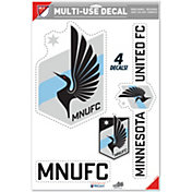"WinCraft Minnesota United FC 11"" x 17"" Decal"