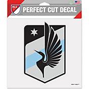"WinCraft Minnesota United FC 8"" x 8"" Decal"
