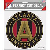 """WinCraft Atlanta United 8"""" x 8"""" Decal"""