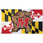 WinCraft Maryland Terrapins State Deluxe Flag