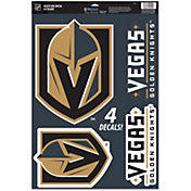 WinCraft Vegas Golden Knights Multi-Use Decal 4-Pack