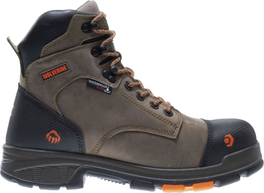 91fb580b6cb Wolverine Men's Blade LX 6'' Composite Toe Work Boots