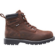 Wolverine Men's Floorhand 6'' Waterproof Steel Toe Work Boots