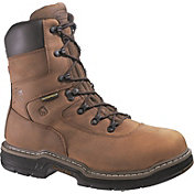 "Wolverine Men's Marauder 8"" 400g Waterproof Steel Toe Work Boots"