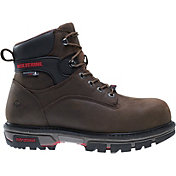 Wolverine Men's Nation 6'' DuraShocks Waterproof Composite Toe Work Boots