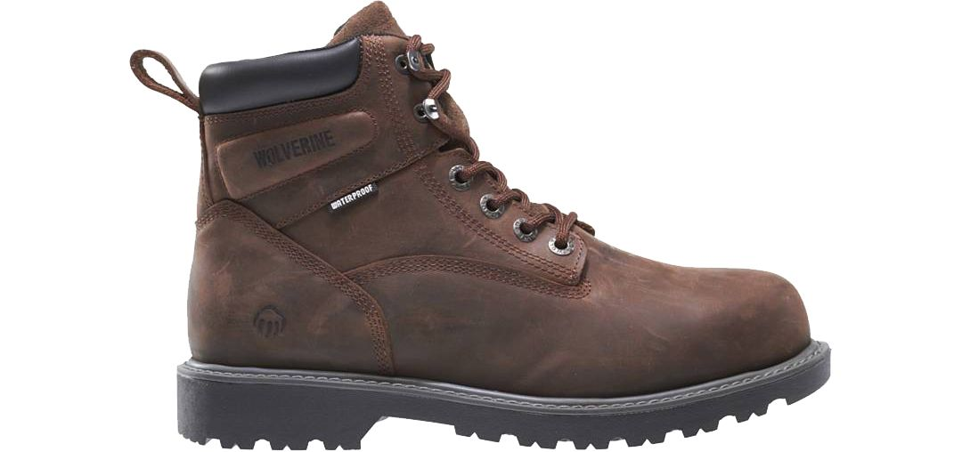 price 50-70%off casual shoes Wolverine Women's Floorhand 6'' Waterproof Work Boots