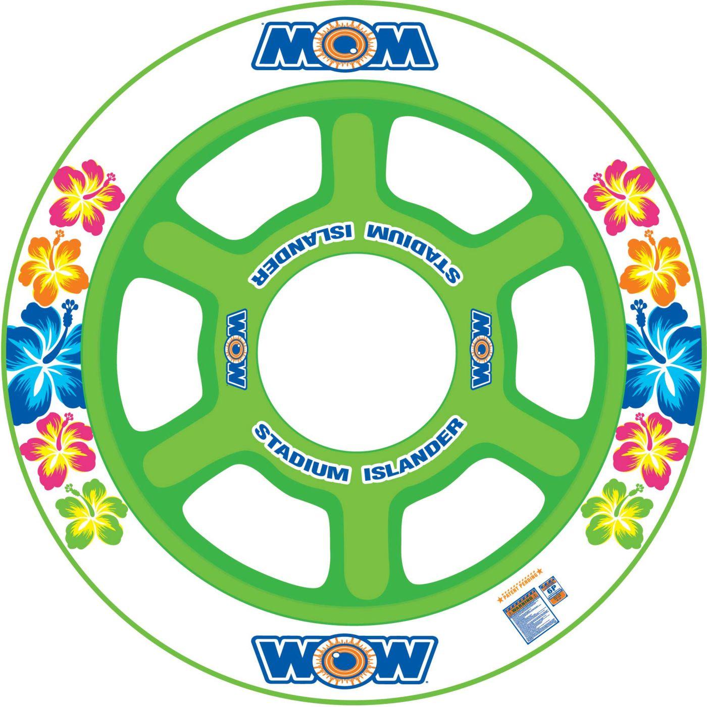 WOW Stadium Islander 6 Person Float