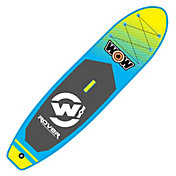 WOW Water Sports Rover 106 Inflatable Flatwater Stand-Up Paddle Board