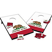 Wild Sports 2' x 3' California State Flag Cornhole Tailgate Toss Game