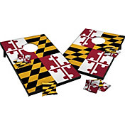 Wild Sports 2' x 3' Maryland State Flag Cornhole Tailgate Toss Game
