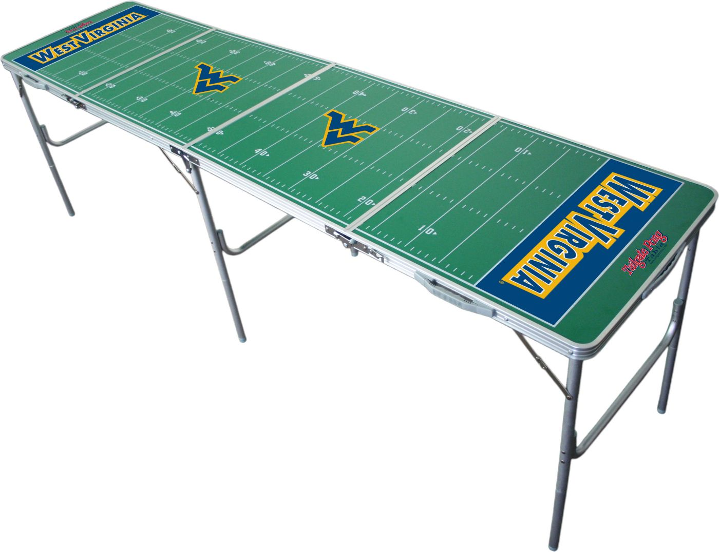 Wild Sports West Virginia Mountaineers Tailgate Table