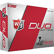 Wilson Staff Duo Soft Spin Golf Balls