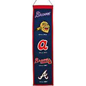 Winning Streak Atlanta Braves Heritage Banner