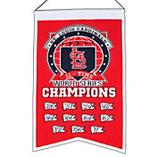 Winning Streak St. Louis Cardinals 11 Time World Series Champions Banner