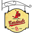 Winning Streak St. Louis Cardinals Tavern Sign