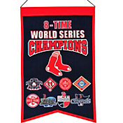 Winning Streak Boston Red Sox 8 Time World Series Champions Banner