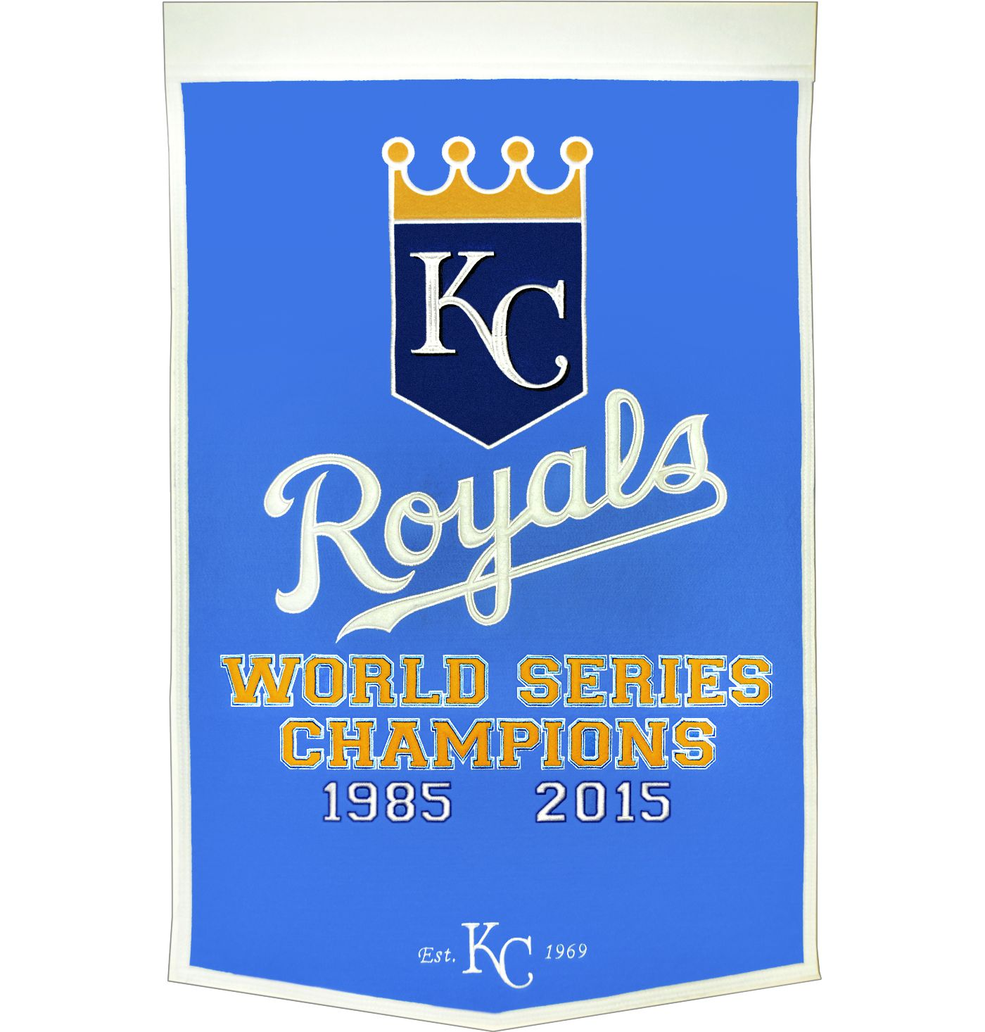 Kansas City Royals Dynasty Banner