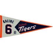 Detroit Tigers Al Kaline Legends Pennant