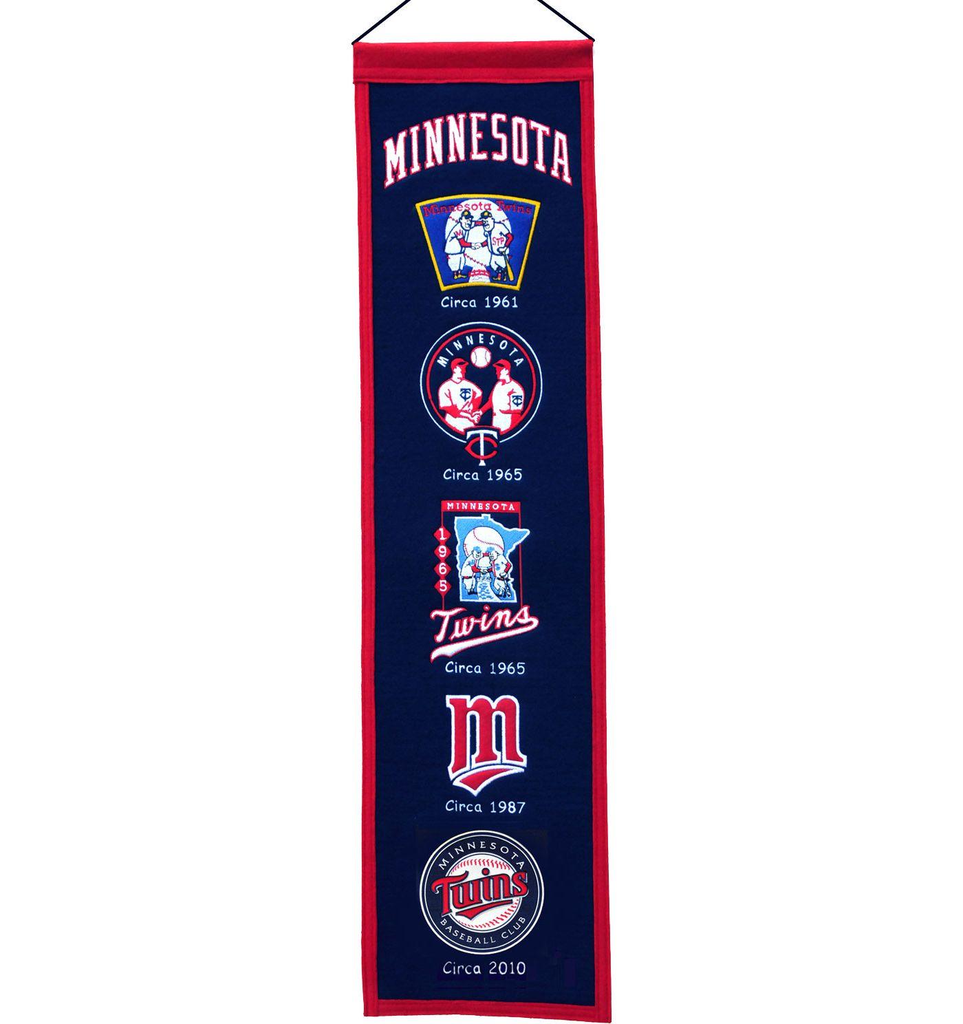 Winning Streak Minnesota Twins Heritage Banner