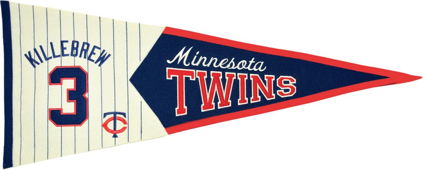 Minnesota Twins Harmon Killebrew Legends Pennant