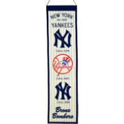 Winning Streak New York Yankees Heritage Banner