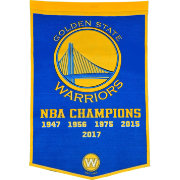 Winning Streak 2017 NBA Finals Champions Golden State Warriors Dynasty Banner