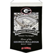 Winning Streak Georgia Bulldogs Stadium Banner