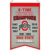 Winning Streak Ohio State Buckeyes 8 Time Champions Banner