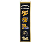Winning Streak Pittsburgh Panthers Heritage Banner