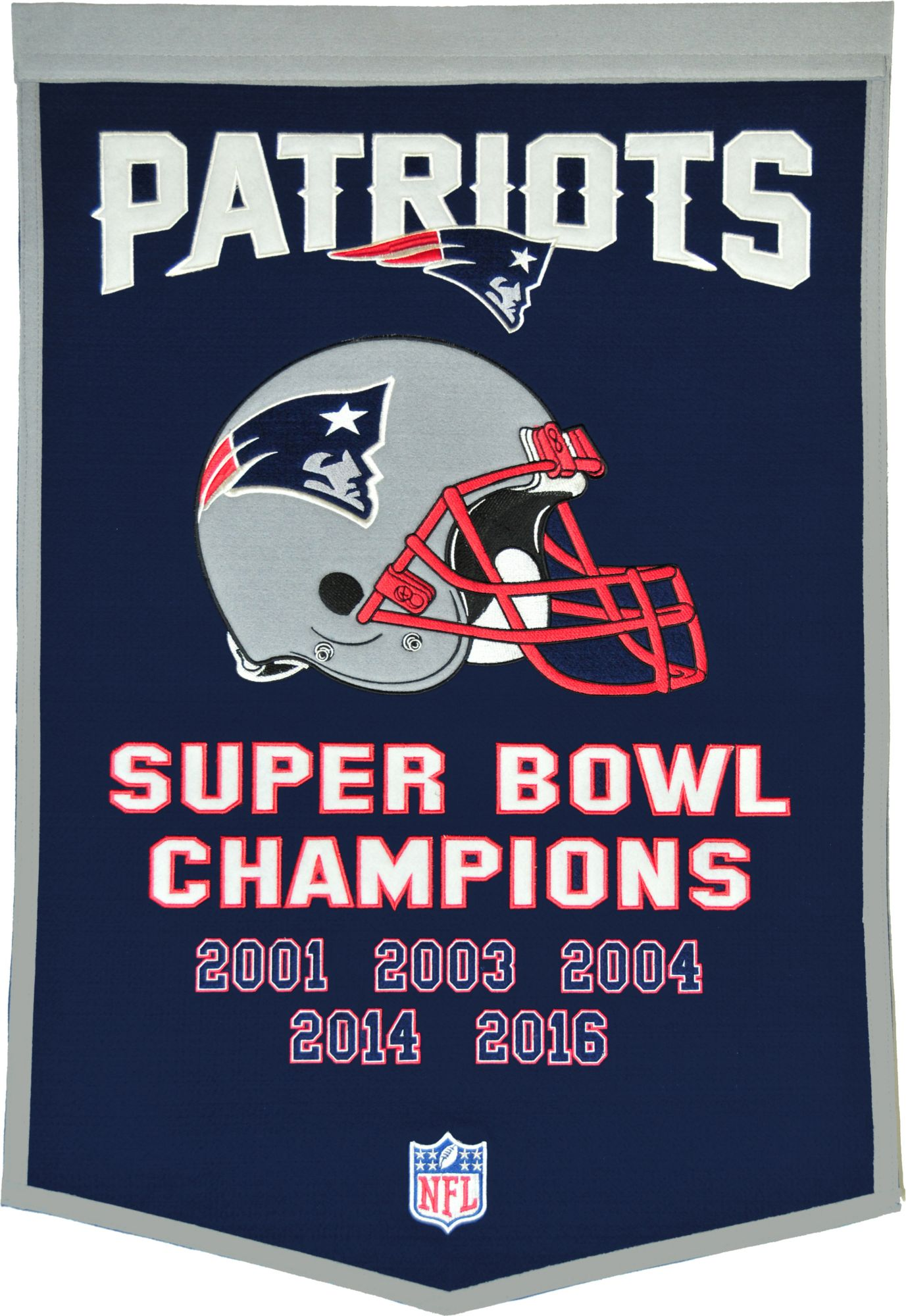 86e6afc7 Super Bowl LI Champions New England Patriots Dynasty Banner | DICK'S  Sporting GoodsProposition 65 warning iconProposition 65 warning icon