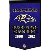 Baltimore Ravens Dynasty Banner