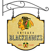 Winning Streak Chicago Blackhawks Tavern Sign