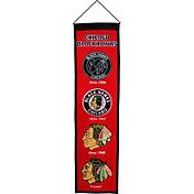 Winning Streak Chicago Blackhawks Heritage Banner