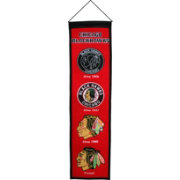 Winning Streak Chicago Blackhawks Heritage Banner