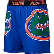 Fandemics Men's Florida Gators Blue Center Seam Base Layer Boxers