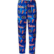 Fandemics Men's Florida Gators Blue All Over Print Pajama Pants