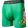 Fandemics Men's Oregon Ducks Green Boxer Brief Style Base Layer