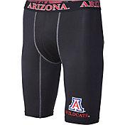 Fandemics Men's Arizona Wildcats BaseFit Black Compression Shorts