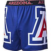 Fandemics Men's Arizona Wildcats Navy Center Seam Base Layer Boxers
