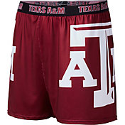 Fandemics Men's Texas A&M Aggies Maroon Center Seam Base Layer Boxers