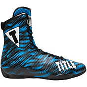 TITLE Boxing Men's Predator Boxing Shoes