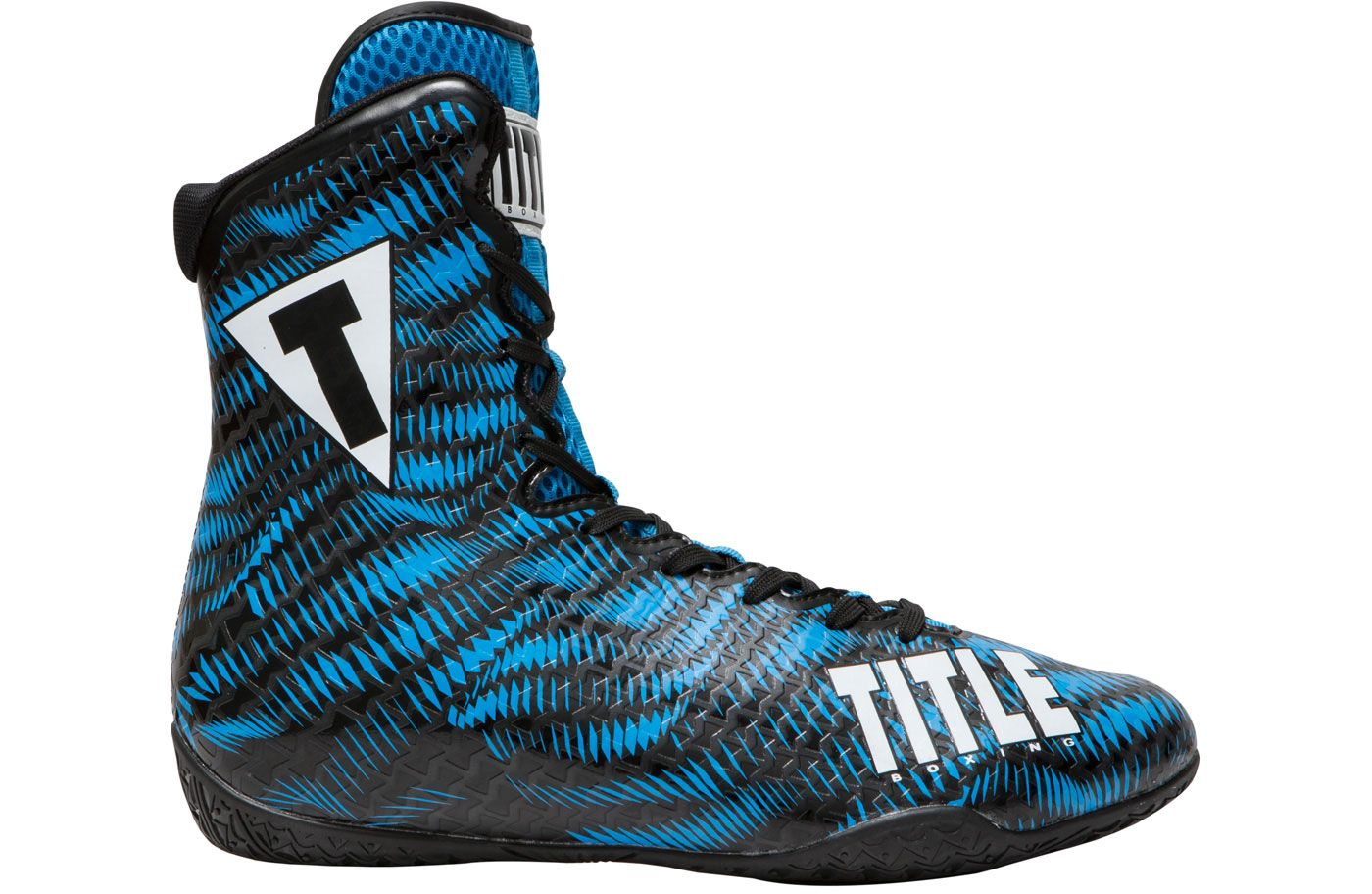 TITLE Boxing Men's Predator Boxing Shoes