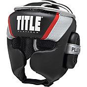 TITLE Boxing Platinum Primetime Headgear